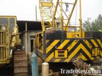Used Hitachi Crawler Crane 35tons