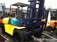 Second hand Komatsu 8tons Forklift