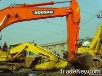 Used Doosan Crawler Excavator DH225LC-7