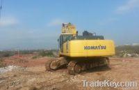 Second hand Komatsu Excavator PC450