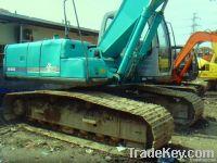 Used Excavator Kobelco SK200-6, Original Japan
