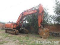 Used Hitachi EX350 Excavator, Good Condition