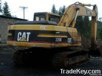Used Caterpillar Excavator CAT 320B