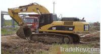 Used Caterpillar 330D Excavator