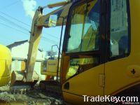 Second hand CAT320CL Excavator, Original