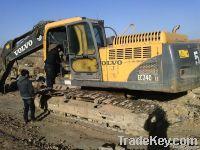 Used Volvo EC240BLC Excavator