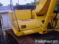 Used Komatsu PC350-6 Excavator