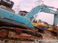 Kobelco Crawler Excavator SK450