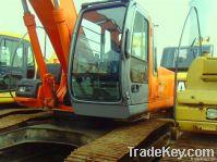 Used  Excavator Hitachi ZX240LC-HHE