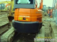 Used Mini Excavator Hitachi ZX35U