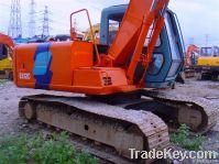 Used Hitachi Crawler Excavator EX120-3, Good Condition