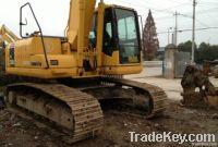 Used Komatsu Excavator, PC200