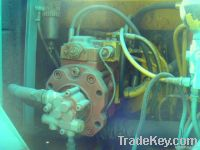 Used Kobelco Excavator SK120, Good Working Condition