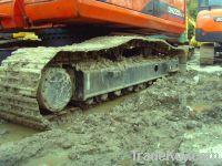 used Doosan Excavator DH220LC-7, used korean excavators