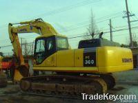 Second hand Komatsu PC360-7 Excavator