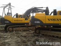 Second hand Volvo EC460BLC Excavator