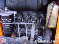 Used Hitachi ZX55UR Excavator for Sale