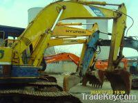 Used Kobelco Excavator SK200-3, high quality
