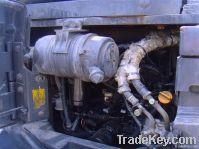 Used Komatsu PC55MR-2 Excavator, Small Excavator