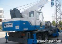 Used Truck Crane for Sale, Tadano TL250E