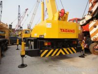 Used KATO NK250E Truck Crane, Made in Japan