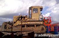 Used Komatsu Crawler Bulldozer D85P