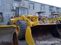 Second hand Caterpillar Wheel loader 966F