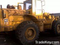 Used CAT966C Wheel Loader
