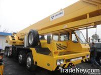 Used Tadano GT650E Truck Crane, Made in 2005
