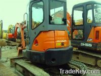 Used Mini Hitachi Excavator ZX35U