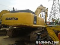 Used Hydraulic Excavator, Komatsu PC360-7