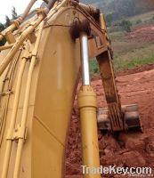 Used Crawler Excavator, CAT345BL