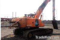 Second hand Hitachi Excavator EX200LC-3