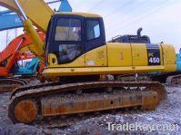 Second hand Komatsu PC450-7 Excavator