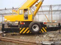 Used Tadano Mobile Truck Crane, TG1000E