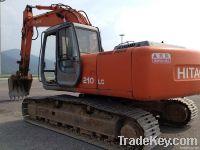 Used Hitachi EX210-5 Excavator