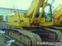 Second hand Komatsu PC200-8 Excavator