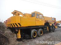 Used KATO Mobile Crane, NK500B