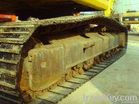 Used Komatsu Hydraulic Excavator PC220-7