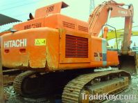 Used Hitachi ZX470H-3 Excavator, Good Condition