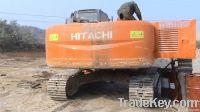 Used Hitachi Excavator ZX240-3, Original Japan