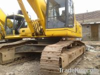 Used Komatsu Crawler Excavator PC400-6E