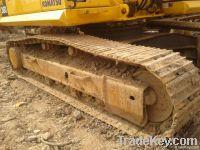 Second hand Komatsu Crawler Excavator for Sale