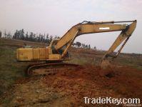 Second hand Komatsu PC200-6E Excavator