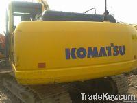 Used Komatsu Excavator PC200-8