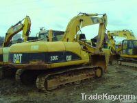 Second hand CAT320C Excavator