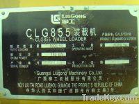 Used LiuGong Loader Original China
