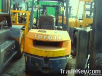 Second hand Toyota Forklift Truck for Sale
