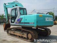 Used Crawler Excavator Kobelco SK200-8