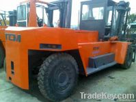 Used Forklift Truck for Sale, TCM 18tons